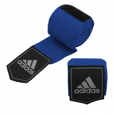 adidas bandages 4.55m blauw (Protectie)