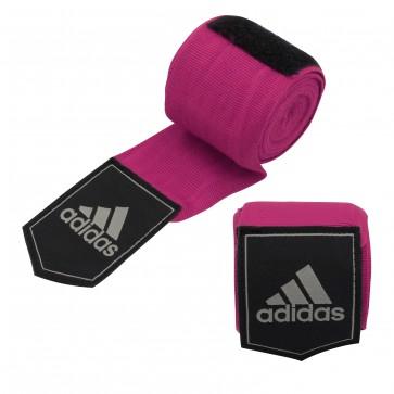 adidas bandages 2.55m roze (Protectie)