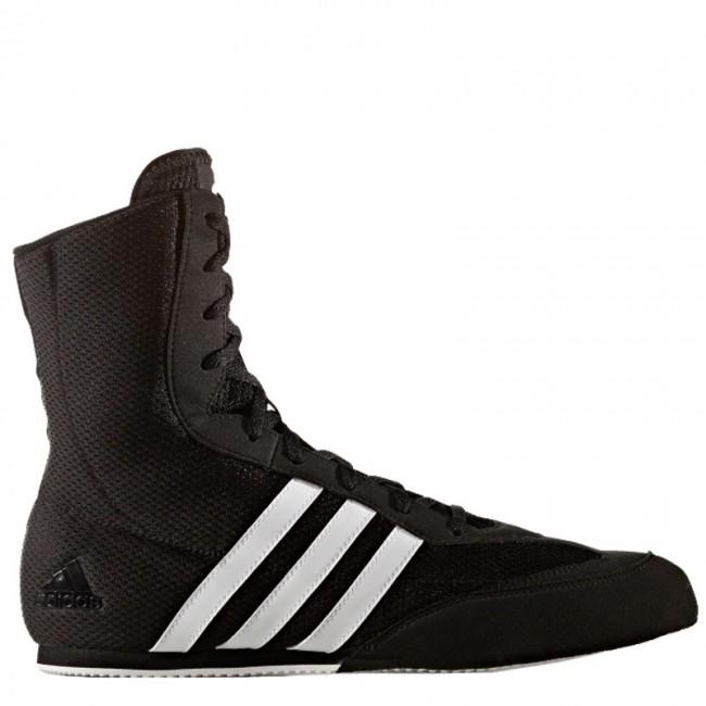 adidas Boksschoenen Box Hog 2 ZwartWit