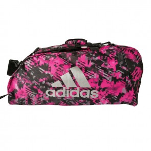 adidas Super Sporttas Camo Roze Medium