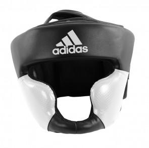 adidas Response Hoofdbeschermer 2.0 Zwart/Wit Medium