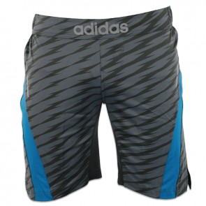 adidas Ultimate Athlete MMA Short Grijs