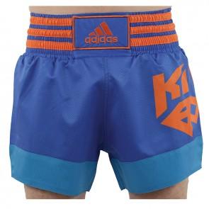 adidas Kickboksshort Blauw