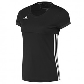 adidas T16 Team T-Shirt Women Zwart