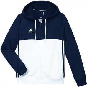adidas T16 Team Hoodie Blauw/Wit Youth