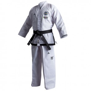 adidas Dobok ITF Black Belt Champion