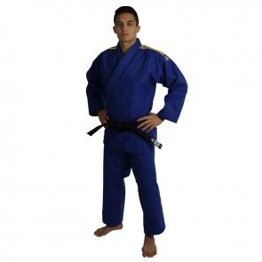 Adidas Judopak J690 Quest Blauw/Oranje